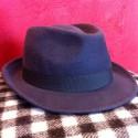 Chapeau feutre gardian gris