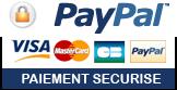 Paiement Paypal, Carte Bleue